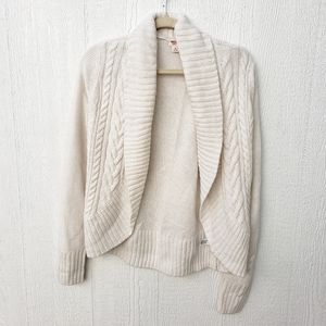 3 for $25 Mossimo Chunky Knit Collared Cardigan
